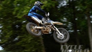 9. 2016 Husqvarna FC 250, FC 350, FC 450 Motocross Bikes First Ride