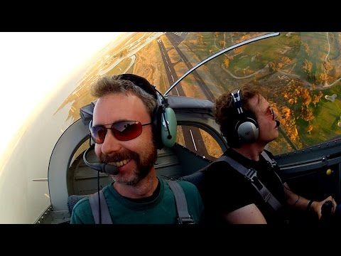 RV-7 1st Flight, Speaking At Google & MOVEMBER Charity - NorCal - Flying (BONUS 737 Sim Crash)