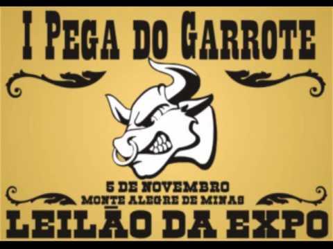 CD Pega do Garrote Monte Alegre de Minas 1ª Edição
