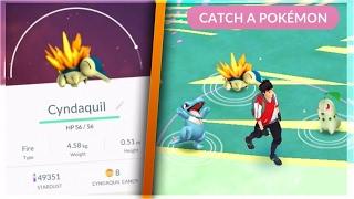 Novo APK 0.57.2 LIVE! Com Datamine! by Pokémon GO Gameplay