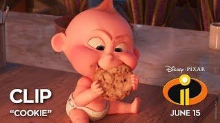 "Video Incredibles 2 Clip - ""Cookie"" MP3, 3GP, MP4, WEBM, AVI, FLV Agustus 2018"