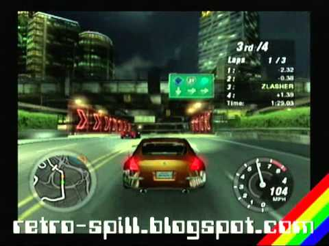 need for speed carbon gamecube amazon