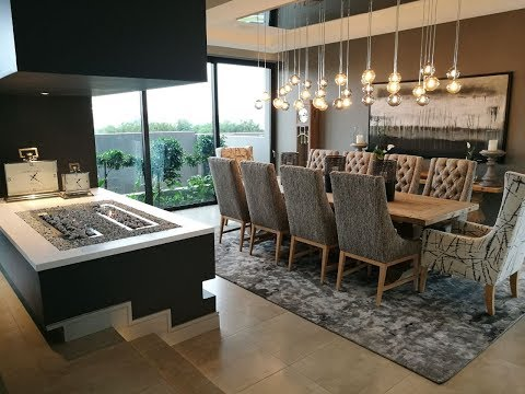 Top Billing features a modern masterpiece of a home in Steyn City