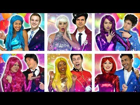 THE SUPER POPS HOMECOMING DANCE BATTLE. (Season 1 Episode 8 Part 2) Totally TV Originals