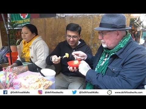 Delhi Food Tour - The Culinary Melting Pot (Tibetan + Israeli + Afghani + Lebanese + Bengali Food)