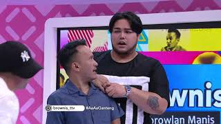 Video BROWNIS - Aa Aa Ganteng Raffi (25/08/17) Part 1 MP3, 3GP, MP4, WEBM, AVI, FLV Maret 2019