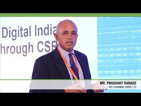 Prashant Ranade   Syntel Inc   ICTACT Convergence 2015