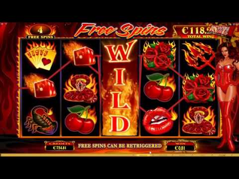 Red Hot Devil - 10 Free Spins!