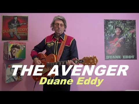 THE AVENGER (Duane Eddy) видео