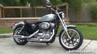 9. New 2014 Harley Davidson Sportster Superlow Motorcycles for sale - Valrico, FL