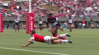 Sunwolves v Reds Rd.13 2018 Super rugby video highlights