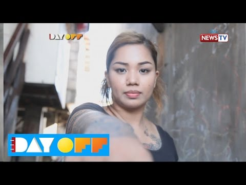 Video Day Off: Female tattoo artist, binigyan ng 'Day Off!' download in MP3, 3GP, MP4, WEBM, AVI, FLV January 2017
