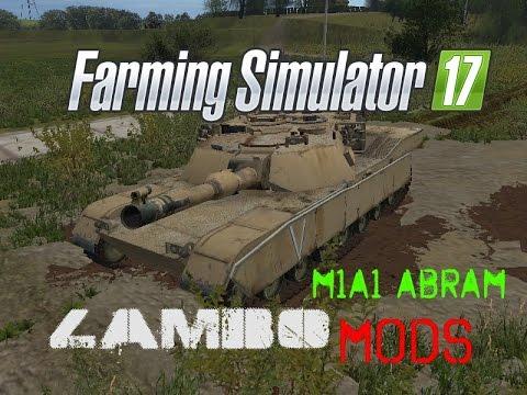 M1A1 Abrams Tank | LAMBO's 600 Sub Incentive v1