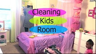 How To Clean a Child's Room