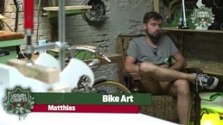 Matthias De Pauw – Bike Art