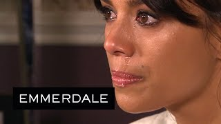 Subscribe now for more! http://bit.ly/1Kyx8Ja Priya says she feels cheap for sleeping with Leyla's boyfriend Pete. Is this guilty feeling enough to make Priya tell Leyla the truth?From episode 7884 broadcast on 20/07/17Like, follow and subscribe to the official Emmerdale YouTube channel!Website: http://bit.ly/1E5Pc8w Facebook: http://on.fb.me/1IPeasP Twitter: http://bit.ly/1PahlPe Instagram: http://bit.ly/2fjDejUGet all the latest news from the Emmerdale village on the official YouTube channel and ITV website. You can also watch clips from the show and get previews on new episodes! We'll also have exclusive interviews from the Emmerdale cast, behind the scenes videos and more! Subscribe and make sure you don't miss out.http://www.itv.comhttp://www.stv.tv