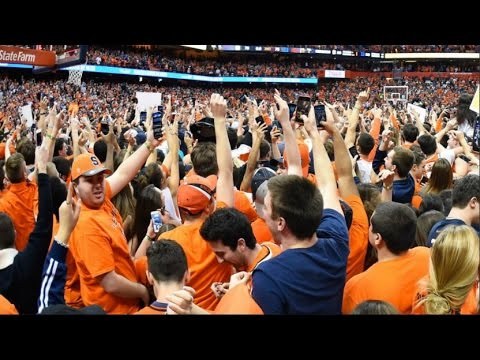 Syracuse Defeats Duke With Buzzer-Beating 3-Pointer | CampusInsiders (видео)