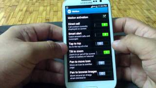 Samsung Galaxy S3 Review - YouTube