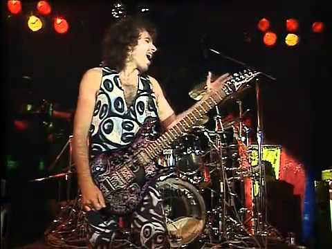Joe Satriani – Live Montreux Blues Fest 1988 [Full Concert]