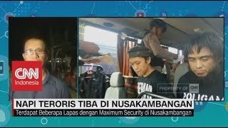 Video LIVE Report: Napi Teroris Mako Brimob Tiba di Nusakambangan MP3, 3GP, MP4, WEBM, AVI, FLV Juni 2018