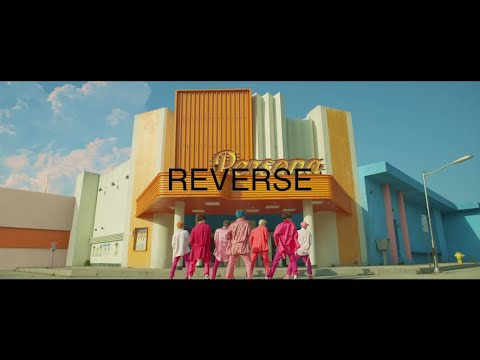 BTS  '작은 것들을 위한 시 (Boy With Luv) feat. Halsey' MV Reverse