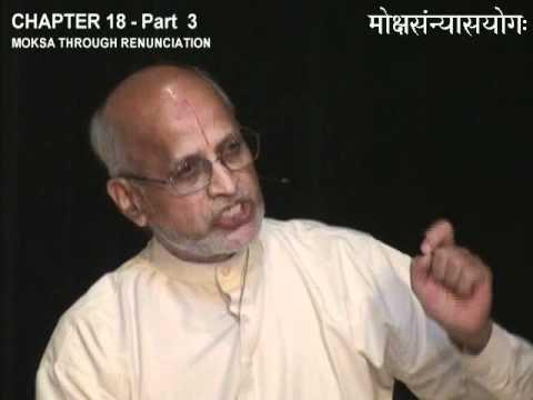 Bhagavad Gita Chapter 18 (3 of 3)