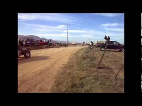 BAJA 1000 2011, ENSENADA, LOS CARROS, OJOS NEGROS (video 3).wmv