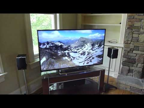 Sony Bravia KDL50R550A unbox & review