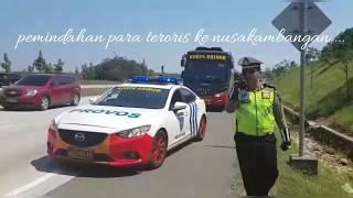 Video Bus rombongan teroris | Kelapa Dua Depok | Evakuasi Nusakambangan | 10 Mei 2018 MP3, 3GP, MP4, WEBM, AVI, FLV Januari 2019