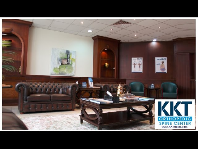 KKT Qatar are leaders in non-invasive, painless treatments for back pain and spinal ailments