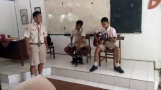 Video Lungset - Haidar Arrizal (Kelas IX-A SMPN 1 Bandung Tulungagung) MP3, 3GP, MP4, WEBM, AVI, FLV Desember 2017