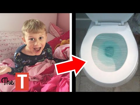 10 Hilarious Kids Who Pranked Their Parents On April Fools Day