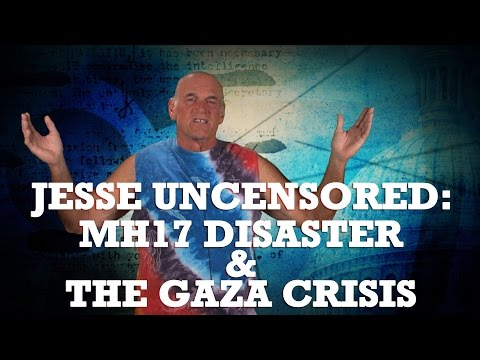 crisis - If you're keeping up with the news, it may seem like the world is coming to end. Jesse speaks out on the latest headlines taking over the nation, including the downing of Malaysia Airlines...