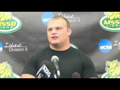 Caleb Benner Press Conference Week 6