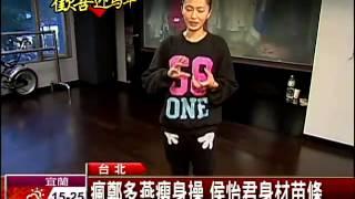 保持纖細好身材 侯怡君瘋鄭多燕-民視新聞