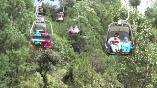 Murree Pakistan  city images : Rain on Motorway Murree Patriata Cable Cars and Chair Lifts 7 - 8 July 2012 Pakistan