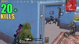 PRETENDING TO BE A BOT | MY BEST GAMEPLAY | PUBG MOBILE