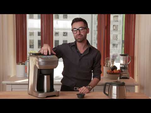 Use the Breville YouBrew Coffee Maker to Brew a Fresh Cup of Coffee | Williams-Sonoma