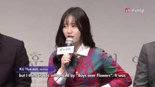"Video Showbiz Korea-PRESS CONFERENCE OF THE DRAMA ""BLOOD""(드라마 블러드 제작발표회) MP3, 3GP, MP4, WEBM, AVI, FLV Maret 2018"