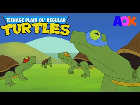 Teenage Plain ol Regular Turtles
