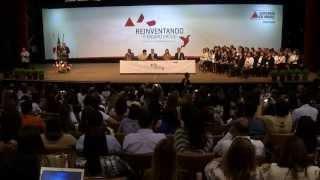 VÍDEO: Programa Reinventando o Ensino Médio chega a todas as escolas estaduais