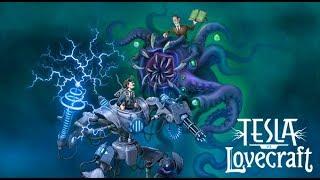 Tesla vs Lovecraft - ALIENS LADRÕES DE TECNOLOGIA!!! (BORA CONHERCER) (Gameplay / PC / PTBR) HD