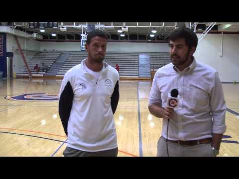 Carson-Newman Soccer: Richard Moodie 9-11-14