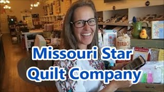 WARNING !   WARNING !   WARNING !  This definitely is not one of my videos on hiking or gear reviews. It's not even Hiker B S.  It's giving my wife a little YouTube time showing her at Missouri Star Quilt Co. One of the largest and most popular quilters supply companies. Kinda like me going to REI or some other outfitters store and looking at EVERYTHING. I'm very blessed and she deserves her time.Matt's Blues by Kevin MacLeod is licensed under a Creative Commons Attribution license (https://creativecommons.org/licenses/by/4.0/)Source: http://incompetech.com/music/royalty-free/index.html?isrc=USUAN1100165Artist: http://incompetech.com/