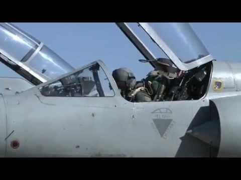Aviones de la Fuerza Aérea en Santiago del Estero