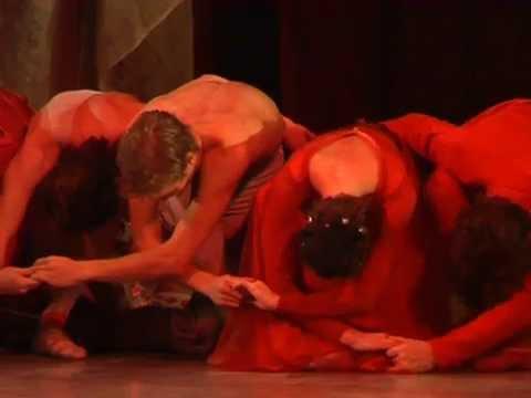 Премьера балета 'Дафнис и Хлоя'