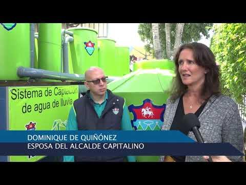Proyecto de Captación de Agua Pluvial en El Amate