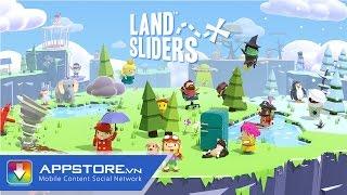 [iOS Game] Land Sliders - Thiên đường trượt ván - AppStoreVn, tin công nghệ, công nghệ mới