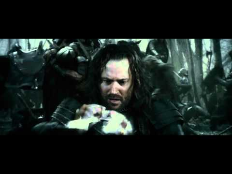 ★LOTR I - Extended Edition - Isildur's Death [Blu-ray HD]★