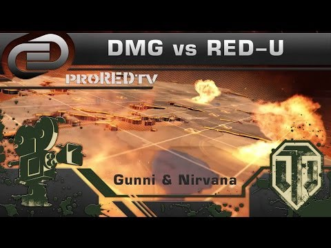 RED-U vs DMG